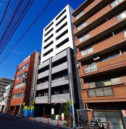 東京都墨田区、両国駅徒歩6分の築5年 10階建の賃貸マンション