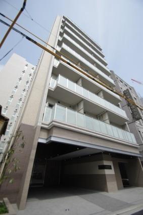 東京都墨田区、両国駅徒歩10分の築3年 9階建の賃貸マンション