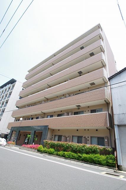 東京都墨田区、錦糸町駅徒歩14分の築10年 7階建の賃貸マンション