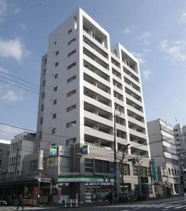 東京都江東区、清澄白河駅徒歩4分の築13年 12階建の賃貸マンション