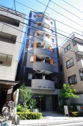東京都江東区、清澄白河駅徒歩12分の築10年 8階建の賃貸マンション