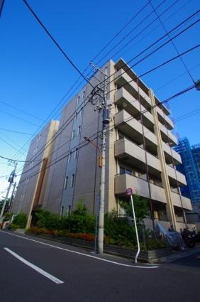 東京都墨田区、両国駅徒歩6分の築9年 6階建の賃貸マンション