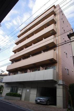 東京都墨田区、両国駅徒歩9分の築9年 7階建の賃貸マンション