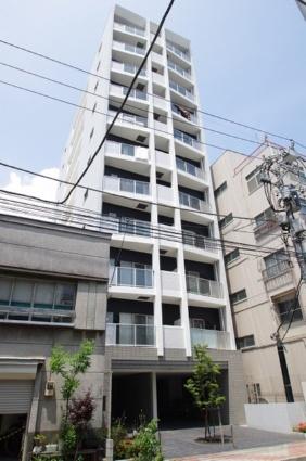 東京都江東区、両国駅徒歩10分の築9年 11階建の賃貸マンション
