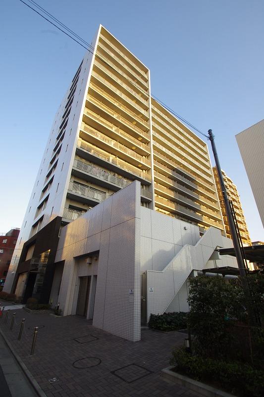東京都江東区、西大島駅徒歩11分の築9年 15階建の賃貸マンション