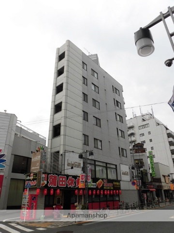 東京都荒川区、町屋駅徒歩5分の築30年 7階建の賃貸マンション