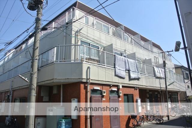 東京都足立区、牛田駅徒歩8分の築28年 3階建の賃貸マンション