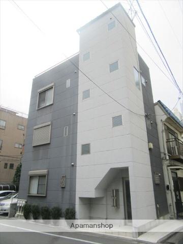 東京都文京区、後楽園駅徒歩15分の築8年 3階建の賃貸マンション