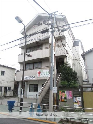 東京都荒川区、西日暮里駅徒歩25分の築27年 4階建の賃貸マンション