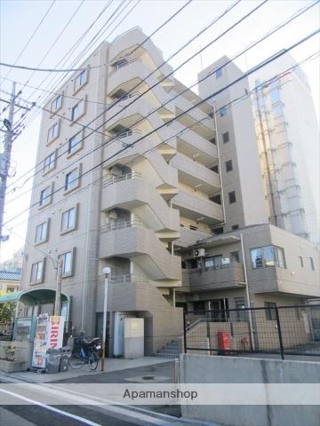 東京都葛飾区、堀切菖蒲園駅徒歩10分の築23年 7階建の賃貸マンション