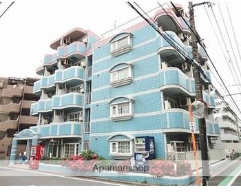 東京都葛飾区、金町駅徒歩8分の築29年 5階建の賃貸マンション