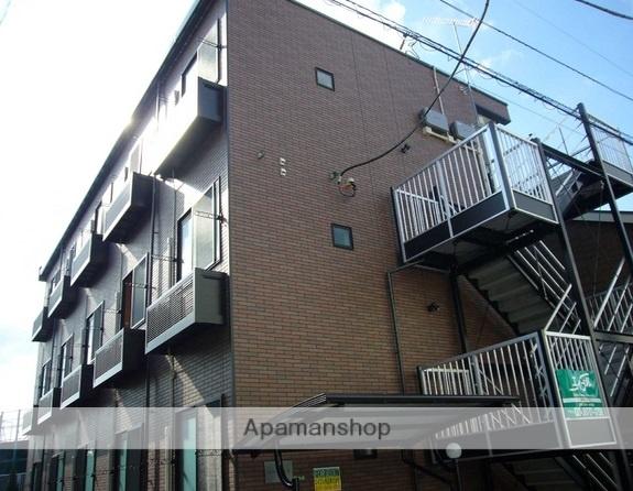 東京都足立区、千住大橋駅徒歩12分の築5年 3階建の賃貸マンション