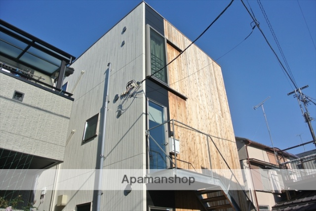 東京都足立区、千住大橋駅徒歩8分の築1年 3階建の賃貸アパート