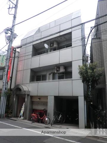 東京都足立区、牛田駅徒歩13分の築21年 4階建の賃貸マンション