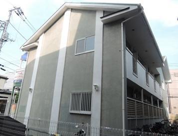 東京都足立区、梅島駅徒歩10分の築27年 2階建の賃貸アパート