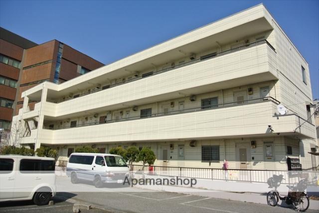 東京都足立区、牛田駅徒歩25分の築26年 3階建の賃貸マンション