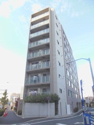 東京都足立区、牛田駅徒歩2分の築7年 9階建の賃貸マンション