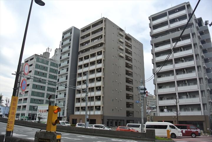東京都足立区、南千住駅徒歩14分の築15年 12階建の賃貸マンション