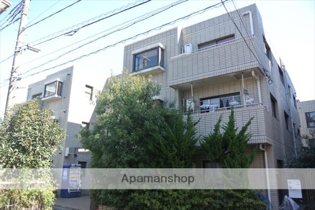 東京都足立区、牛田駅徒歩24分の築29年 3階建の賃貸マンション