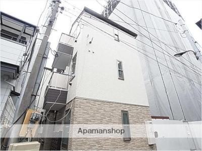 東京都足立区、南千住駅徒歩16分の築2年 3階建の賃貸アパート