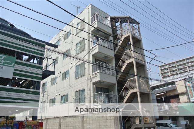 東京都足立区、南千住駅徒歩16分の築27年 5階建の賃貸マンション