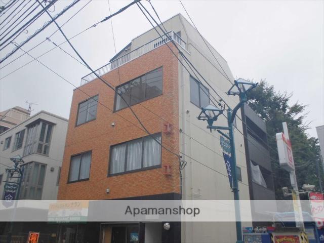 東京都足立区、牛田駅徒歩20分の築33年 4階建の賃貸マンション