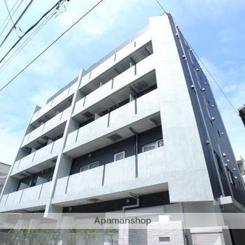東京都足立区、牛田駅徒歩21分の築3年 6階建の賃貸マンション