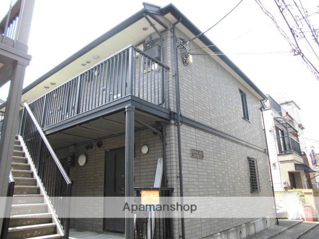 東京都足立区、牛田駅徒歩3分の築16年 2階建の賃貸アパート