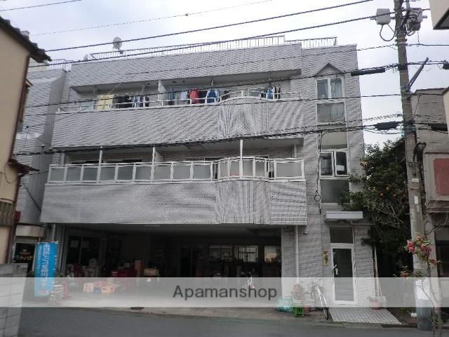 東京都足立区、牛田駅徒歩25分の築27年 3階建の賃貸マンション