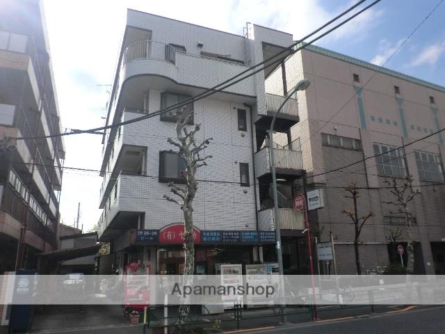 東京都足立区、千住大橋駅徒歩12分の築27年 4階建の賃貸マンション