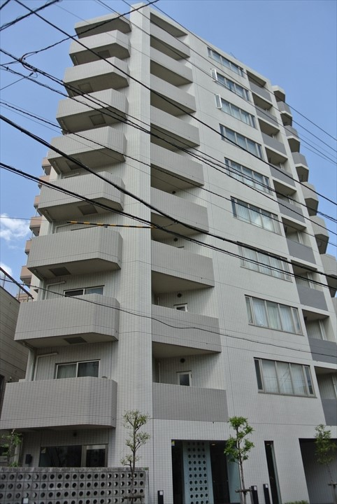 東京都足立区、牛田駅徒歩17分の築9年 -の賃貸マンション