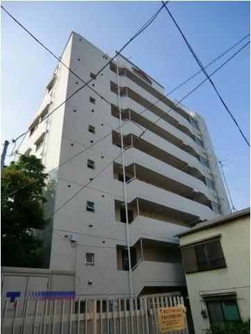 東京都足立区、五反野駅徒歩19分の築26年 8階建の賃貸マンション