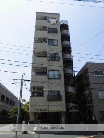 東京都足立区、牛田駅徒歩24分の築23年 7階建の賃貸マンション