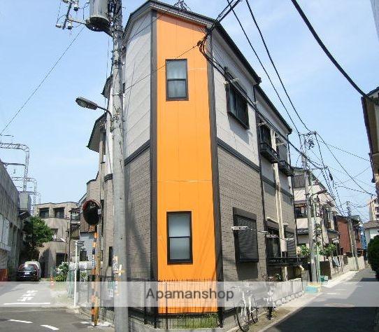 東京都足立区、牛田駅徒歩15分の築13年 2階建の賃貸アパート