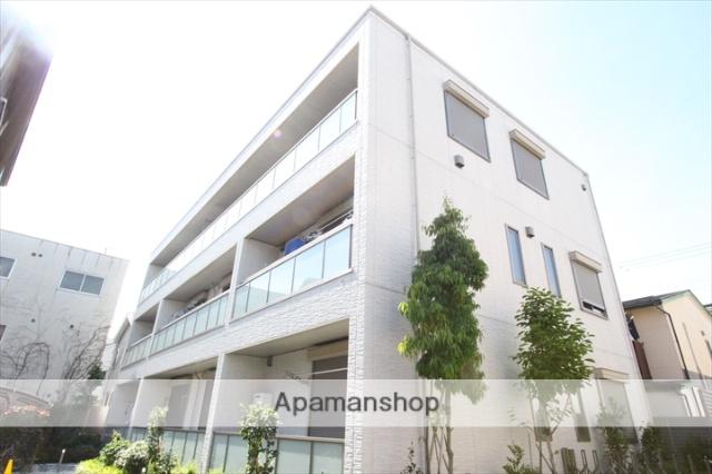 東京都足立区、牛田駅徒歩11分の築2年 3階建の賃貸マンション