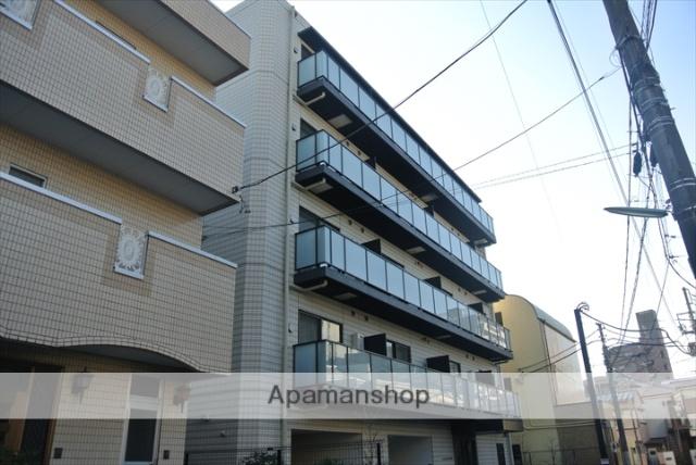 東京都足立区、牛田駅徒歩19分の築2年 5階建の賃貸マンション