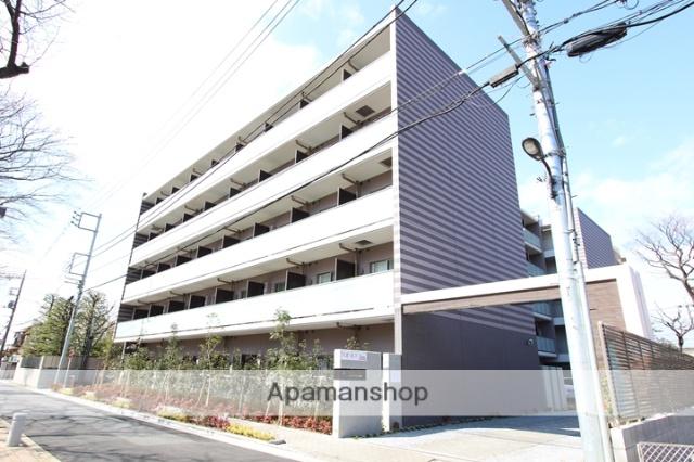 東京都足立区、綾瀬駅徒歩6分の新築 5階建の賃貸マンション