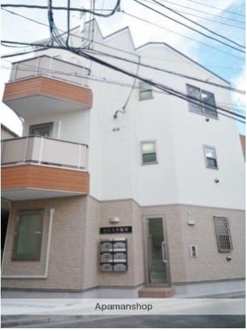 東京都葛飾区、堀切菖蒲園駅徒歩9分の新築 3階建の賃貸アパート