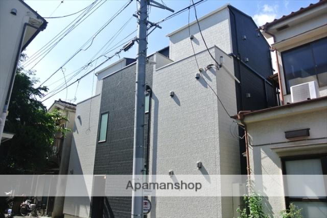 東京都足立区、牛田駅徒歩10分の新築 3階建の賃貸アパート
