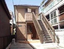 東京都足立区、梅島駅徒歩13分の築10年 2階建の賃貸アパート
