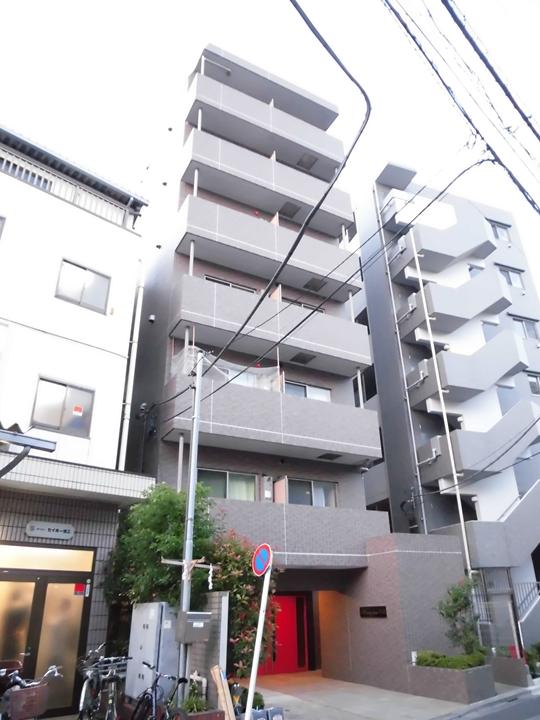 東京都荒川区、町屋駅徒歩11分の築7年 7階建の賃貸マンション