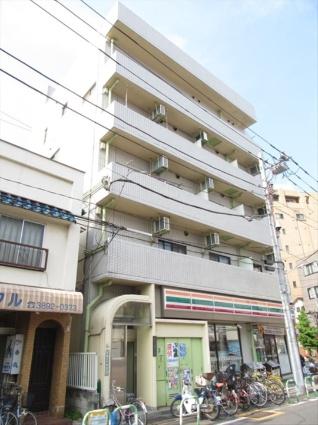 東京都荒川区、町屋駅徒歩9分の築26年 5階建の賃貸マンション