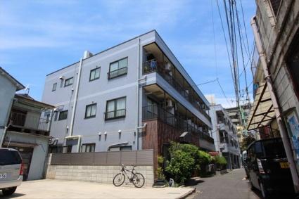 東京都荒川区、町屋駅徒歩7分の築24年 3階建の賃貸マンション