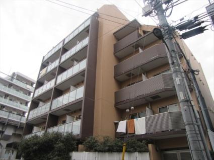 東京都荒川区、三河島駅徒歩10分の築8年 7階建の賃貸マンション