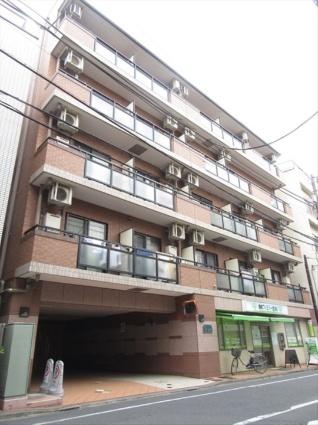 東京都荒川区、田端駅徒歩13分の築9年 5階建の賃貸マンション