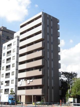 東京都荒川区、三河島駅徒歩7分の築10年 10階建の賃貸マンション