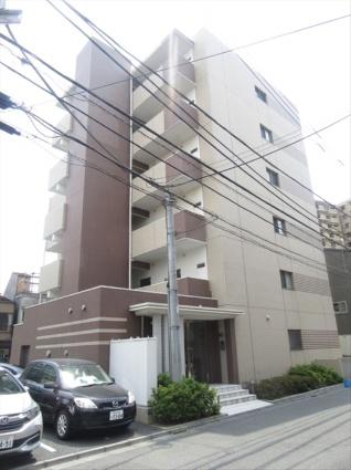 東京都荒川区、町屋駅徒歩10分の築8年 6階建の賃貸マンション