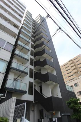 東京都荒川区、田端駅徒歩13分の築8年 13階建の賃貸マンション