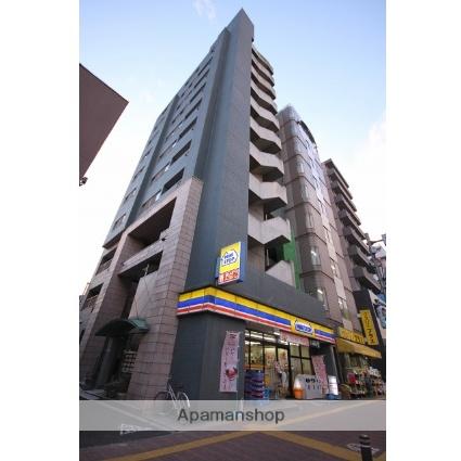 東京都文京区、茗荷谷駅徒歩8分の築20年 11階建の賃貸マンション