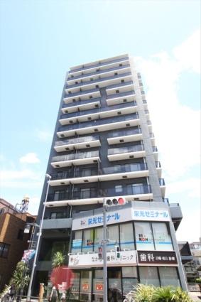 東京都荒川区、町屋駅徒歩6分の築6年 14階建の賃貸マンション